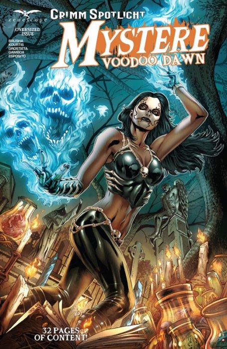 Grimm Spotlight - Mystere Voodoo Dawn #1