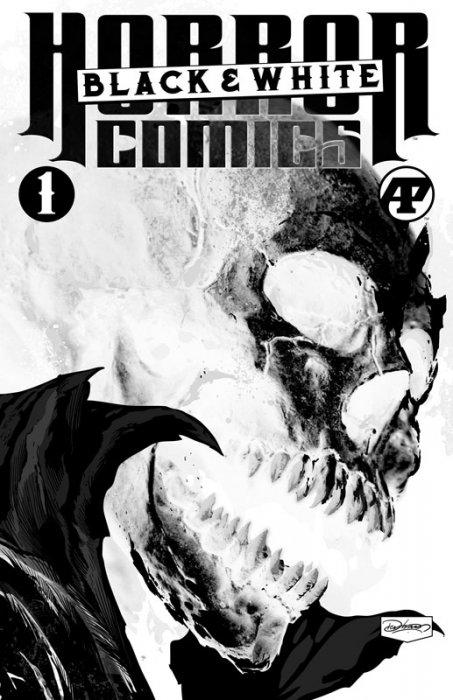 Horror Comics Black & White #1