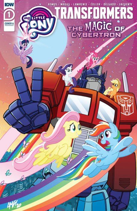 My Little Pony - Transformers II #1