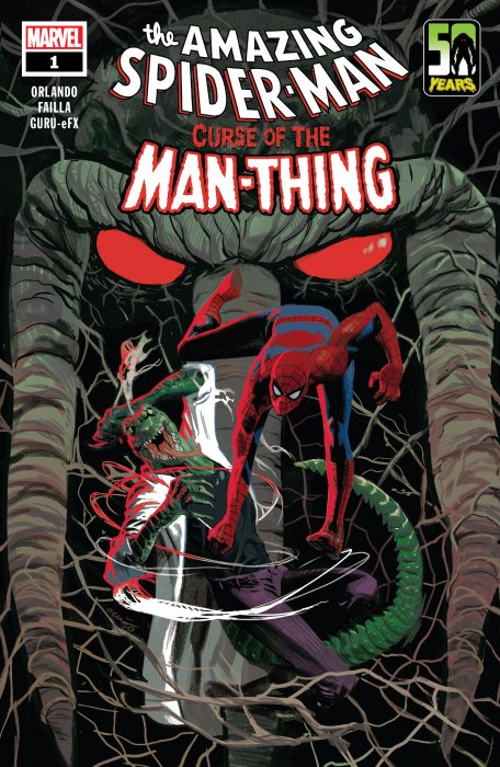 Spider-Man - Curse of the Man-Thing #1