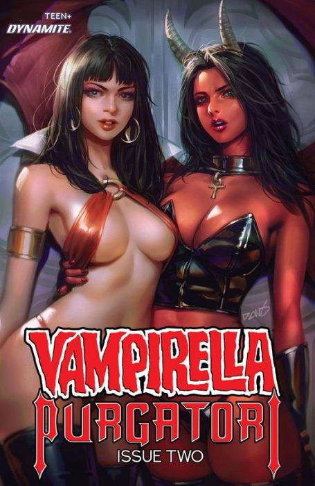 Vampirella Versus Purgatori #2