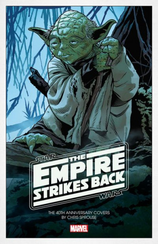 Star Wars - The Empire Strikes Back - The 40th Anniversary Covers by Chris Sprouse #1