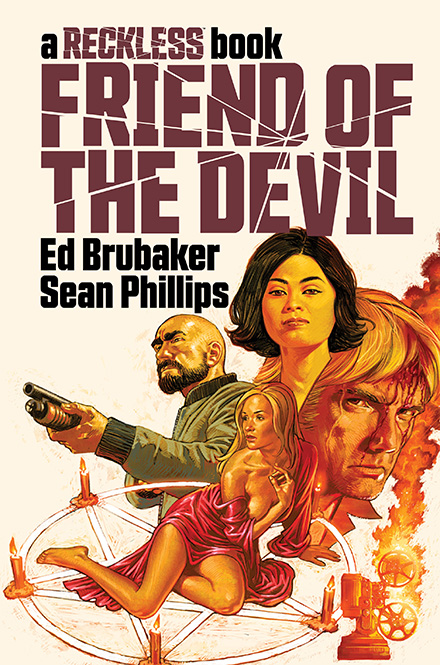 Friend of the Devil - A Reckless Book #1