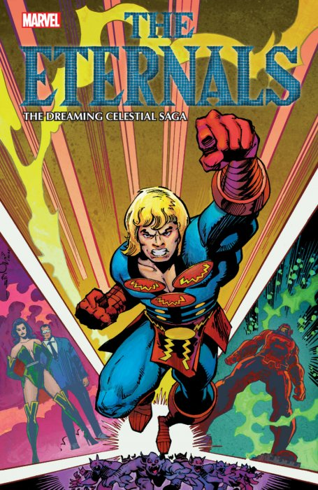 Eternals - The Dreaming Celestial Saga #1 - TPB