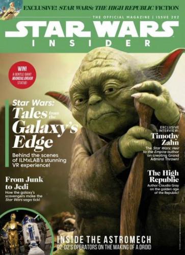 Star Wars Insider #199-202