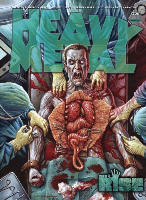 Heavy Metal #305