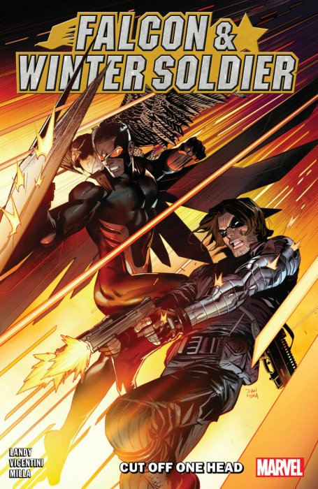 Falcon & Winter Soldier - Cut Off One Head #1 - TPB