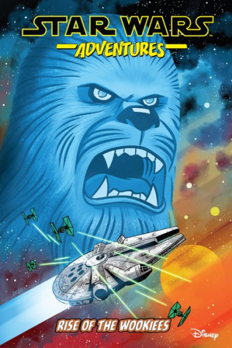 Star Wars Adventures Vol.11 - Rise Of The Wookiees