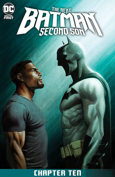 The Next Batman - Second Son #10