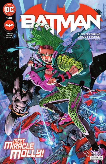 Batman Vol.3 #108