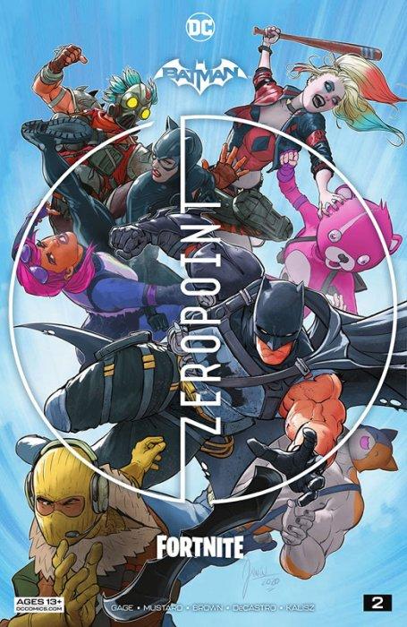 Batman - Fortnite - Zero Point #2