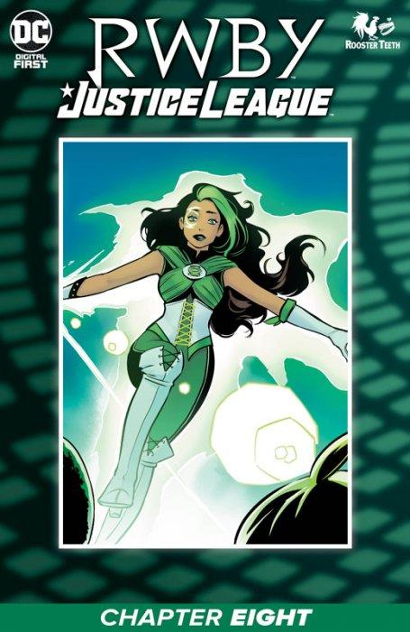 RWBY - Justice League #8