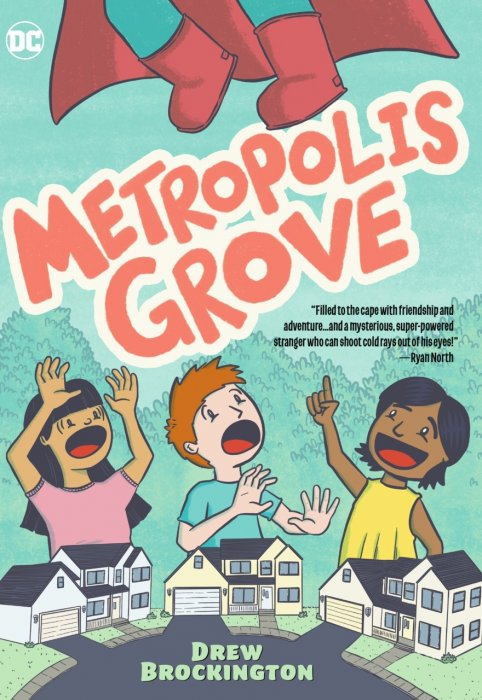 Metropolis Grove #1 - OGN