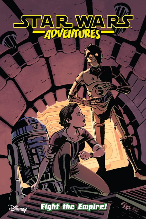 Star Wars Adventures Vol.9 - Fight The Empire