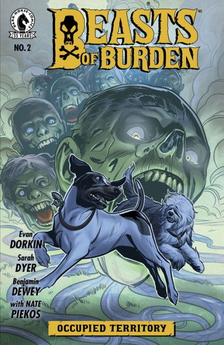 Beasts of Burden - Occupied Territory #2