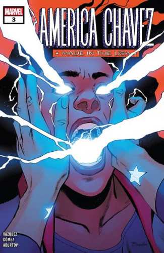 America Chavez - Made in the USA #3