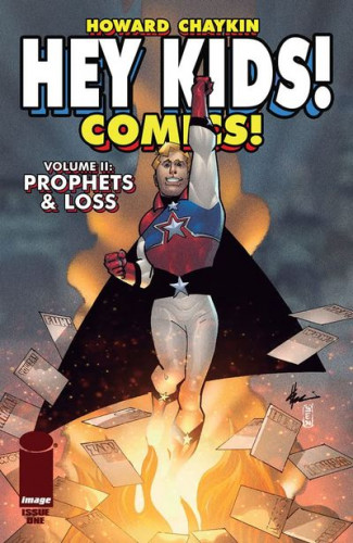 Hey Kids! Comics! Vol.2 #1 - Prophets & Loss