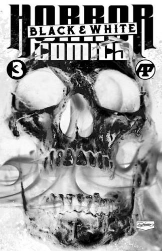 Horror Comics Black & White #3