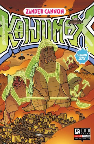 Kaijumax - Season Six #1
