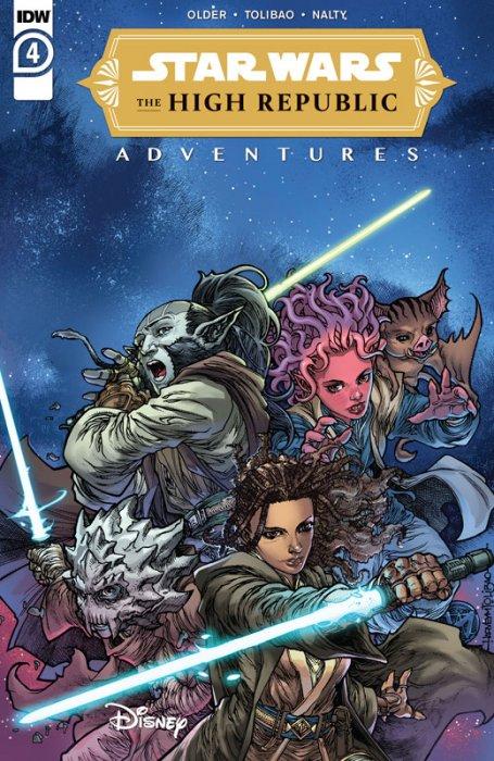 Star Wars - The High Republic Adventures #4