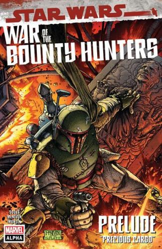 Star Wars - War Of The Bounty Hunters Alpha #1