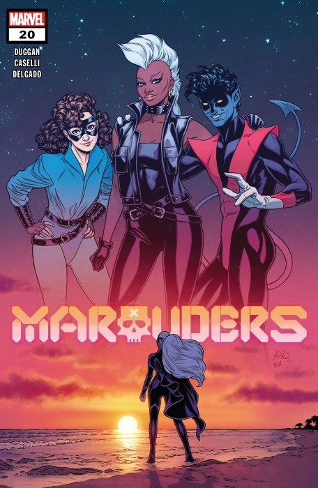 Marauders #20