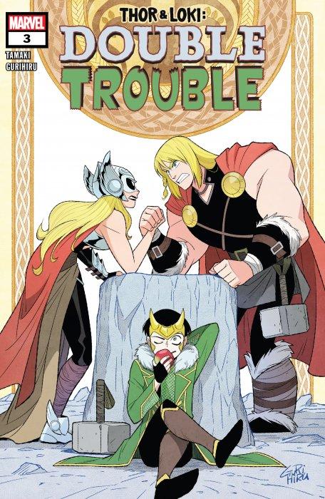 Thor & Loki - Double Trouble #3
