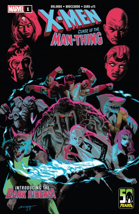 X-Men - Curse of the Man-Thing #1