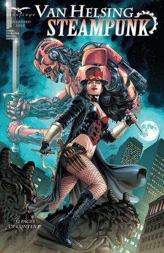 Van Helsing - Steampunk #1