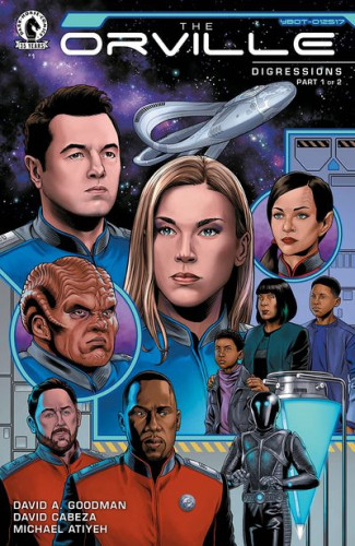 The Orville - Digressions #1