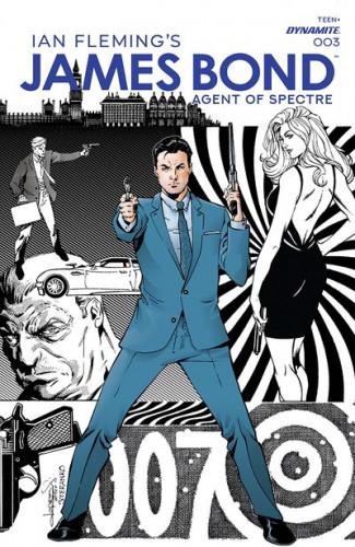 James Bond - Agent of Spectre #3