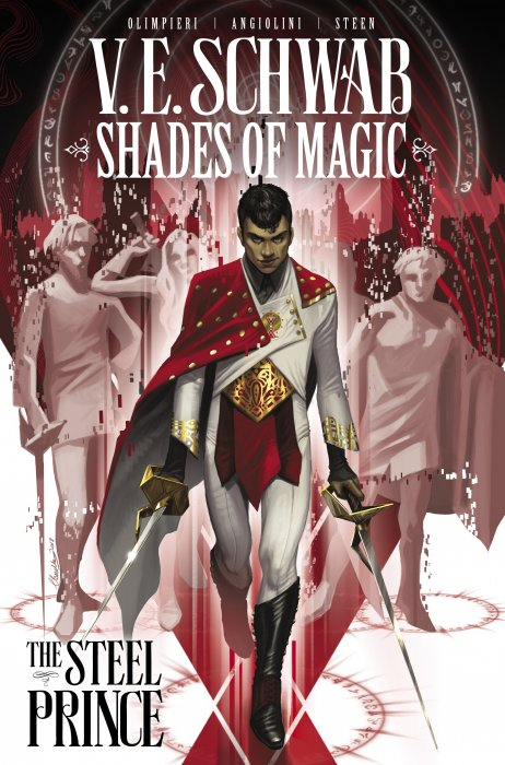 Shades of Magic Vol.1 - The Steel Prince