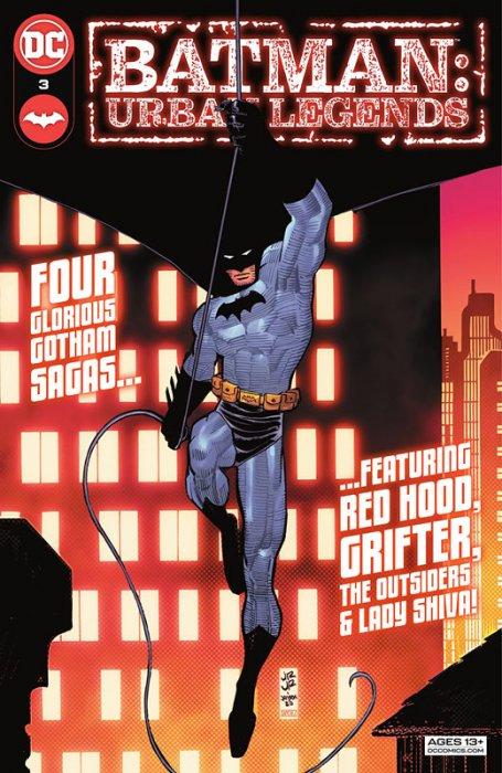 Batman - Urban Legends #3