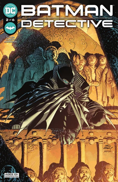 Batman - The Detective #2