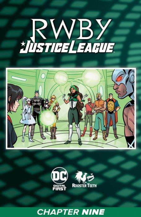 RWBY - Justice League #9
