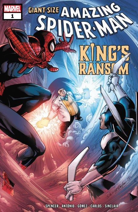 Giant Size Amazing Spider-Man - King's Ransom #1