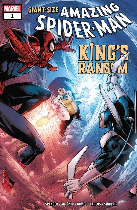 Giant Size Amazing Spider-Man - King's Ransom #1