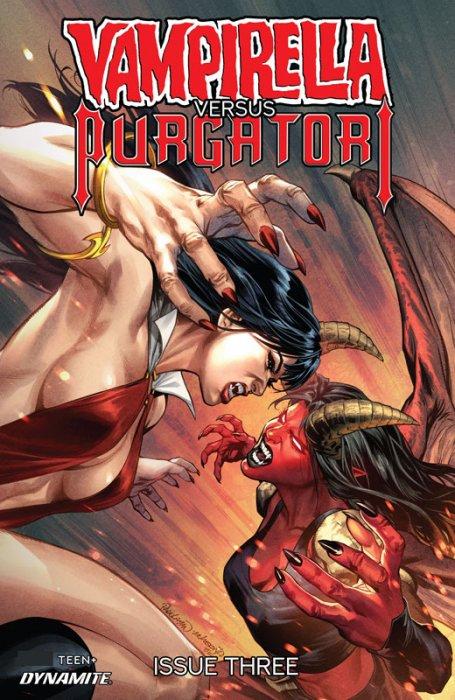 Vampirella Versus Purgatori #3