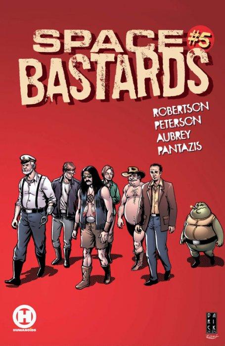 Space Bastards #5