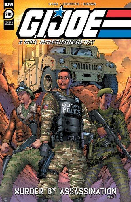 G.I. Joe - A Real American Hero #281