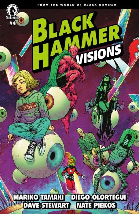 Black Hammer - Visions #4