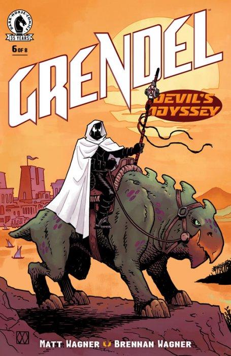 Grendel - Devil's Odyssey #6