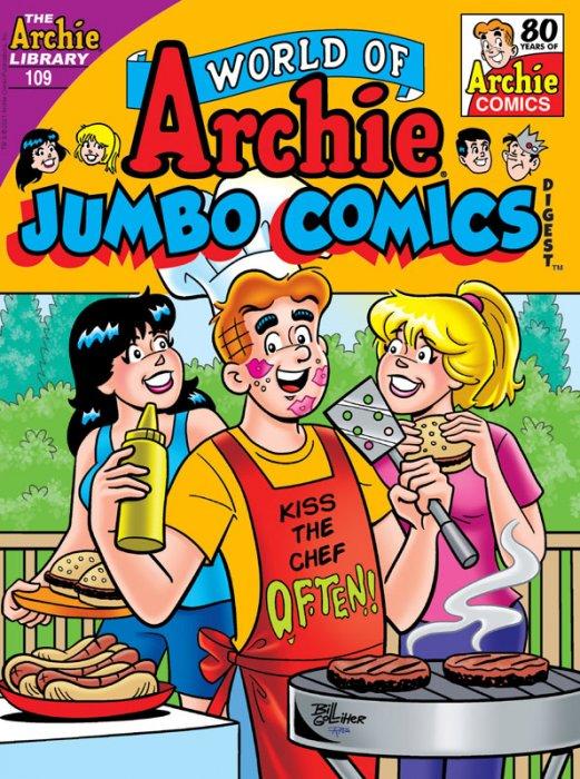 World of Archie Comics Double Digest #109
