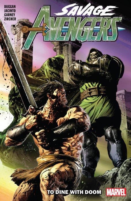 Savage Avengers Vol.2 - To Dine With Doom