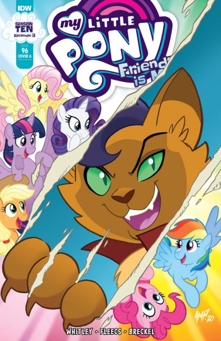 My Little Pony - Friendship is Magic #96