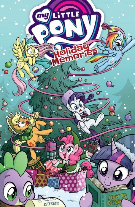My Little Pony - Holiday Memories #1 - TPB