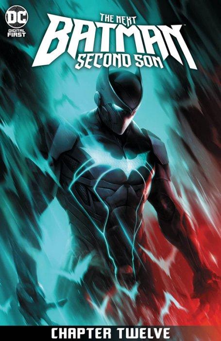The Next Batman - Second Son #12