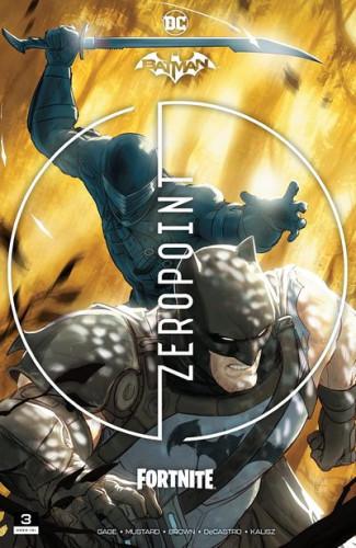 Batman - Fortnite - Zero Point #3