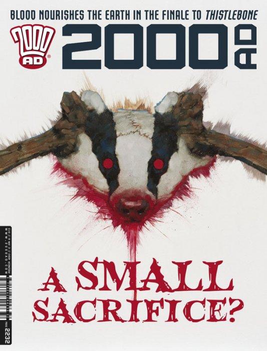 2000AD #2232
