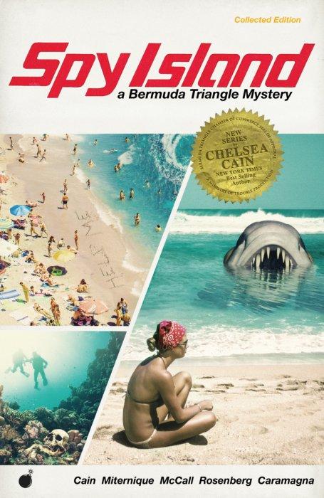 Spy Island #1 - TPB